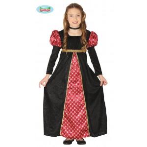 Costume Bambina Coccinella Carnevale Insetto Party Travestimenti Feste Vestiti