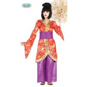Costume Bambina Principessa Ghiaccio Frozen Travestimento Carnevale Bambine Kids