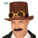 Bombetta Charlie Chaplin Cappello Carnevale Accessori Festa Spettacolo Teatro
