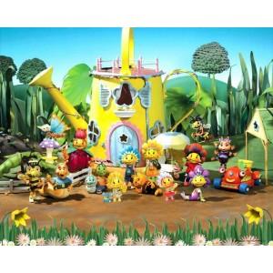 Inviti Animali Giungla Jungle Blocchetto 20 Pz Feste Compleanni Bambini