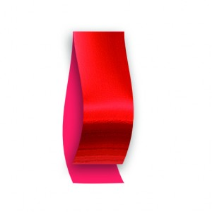 Fiocco Rosso Glitter  Decorazione Natale Addobbi Natalizi Porta Finestre Albero