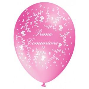 Conf. 12 Penne Hello Kitty Con Clip Scuola Regalini Dopo Festa Compleanno