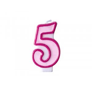 Box con 6 Set Minnie Portafoglio Penna Portachiavi Regali Compleanno Bambina Feste